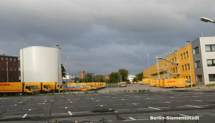 Siemensstadt Makler