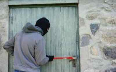 Schutz vor Einbrecher- Expertenwissen